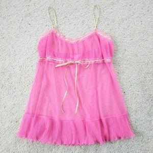 💄Victoria Secret Babydoll Sheer Slip Size S